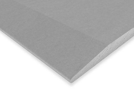Placa de yeso laminado Knauf Standard A