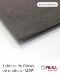 PMGBCe_Tablero de fibras de madera (MDF)_FINSA
