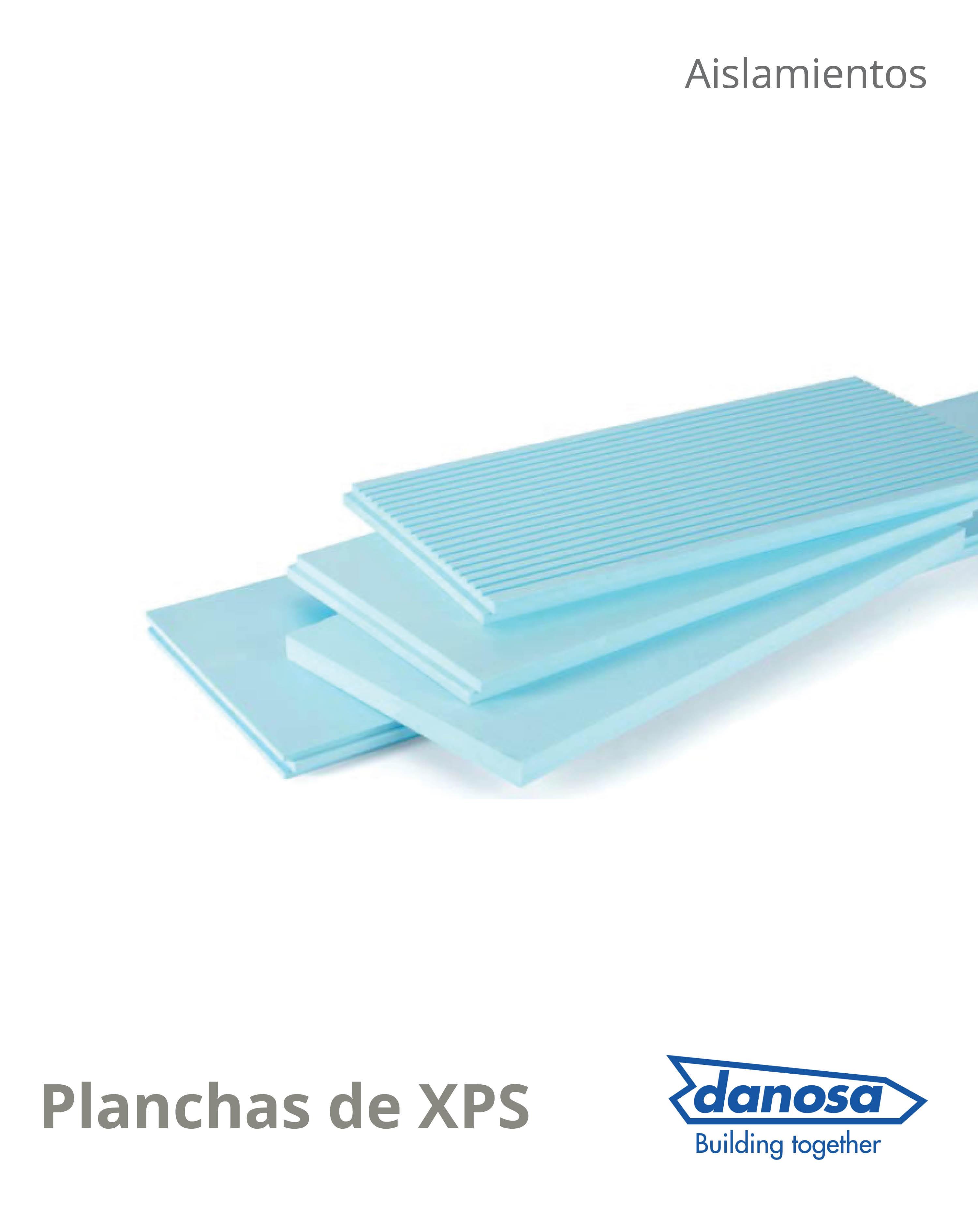 Declaraci n ambiental de productos materiales gbce - Planchas de poliestireno extruido ...