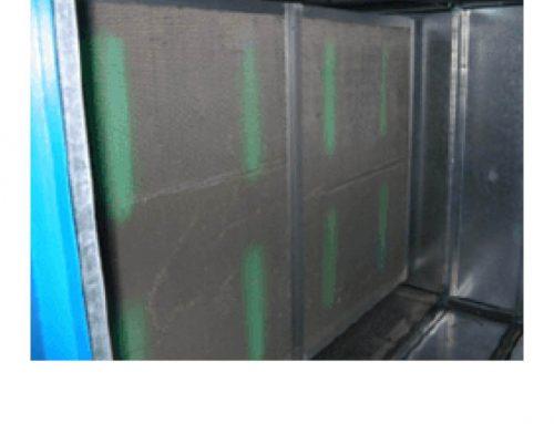 Sistema de Filtrado para equipos de Ventilación AIRE LIMPIO