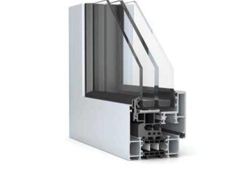Carpintería de Aluminio Hydro Building Systems WICONA