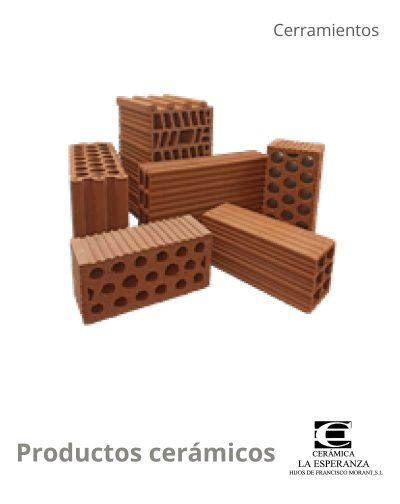 Productos cerámicos_Cerámica la Esperanza
