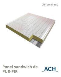 Panel PUR-PIR_ACH